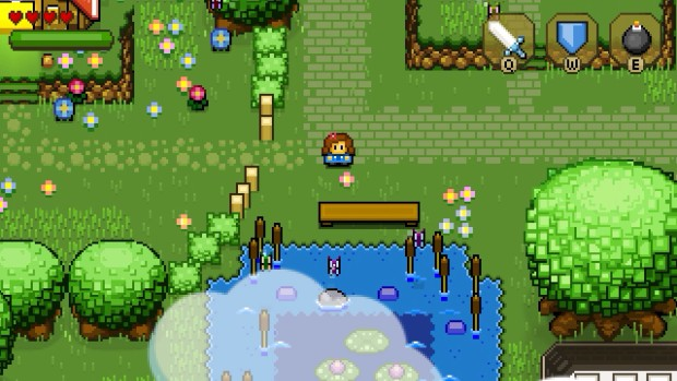 Blossom Tales graphics look really, really good