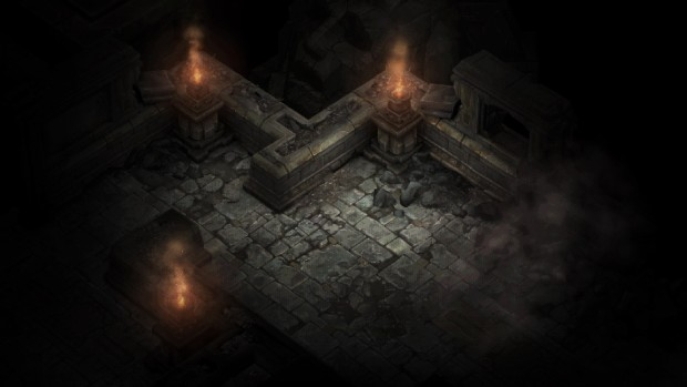 Diablo 1's level recreated in Diablo 3
