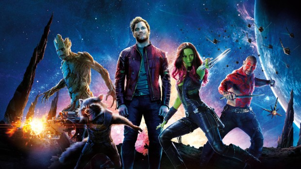 Guardians of the Galaxy official artwork/wallpaper