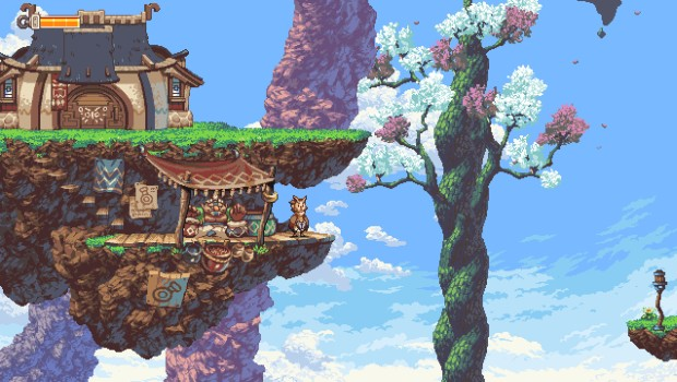 Owlboy's home