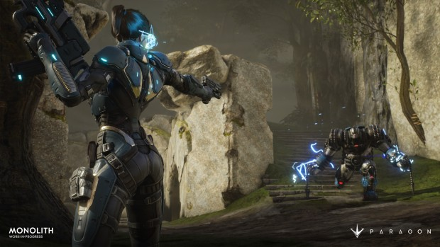 Paragon's Monolith Update will bring with it numerous class balance changes