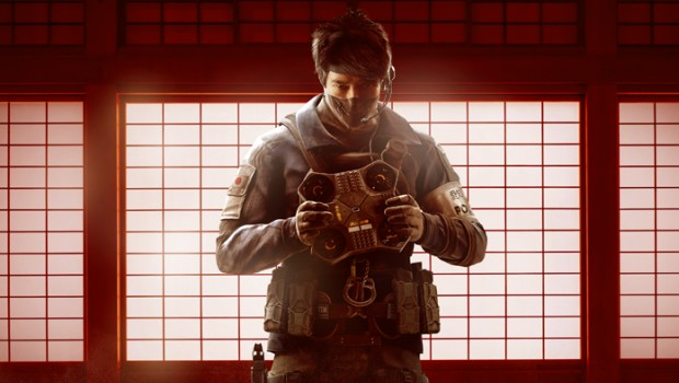 Rainbow Six Siege screenshot of Echo Operator
