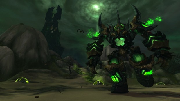 World of Warcraft Patch 7.2 fel reaver