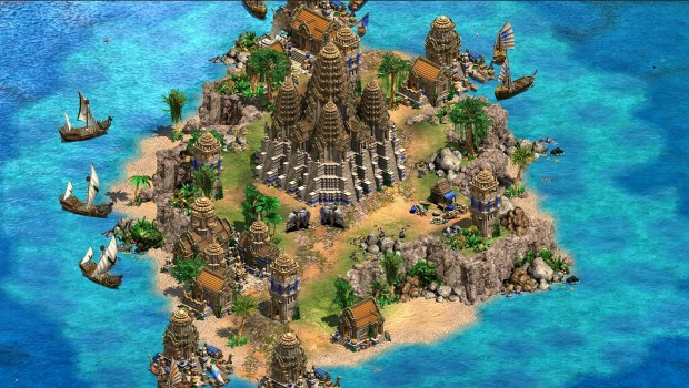 Age of Empires 2 HD Rise of the Rajas expansion close-up screenshot