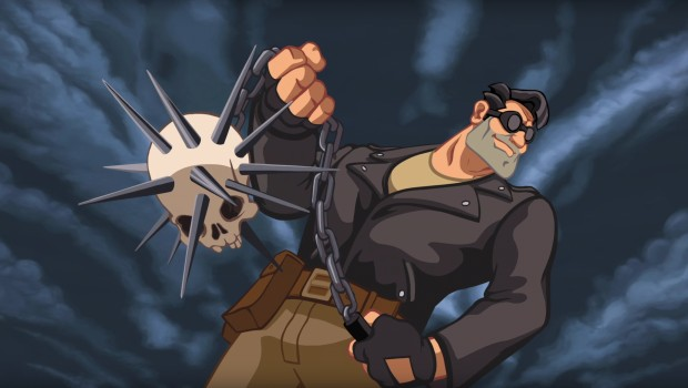 Full Throttle Remastered artwork for the main character