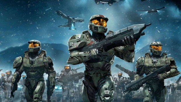 Halo Wars: Definitive Edition official artwork showing various marines
