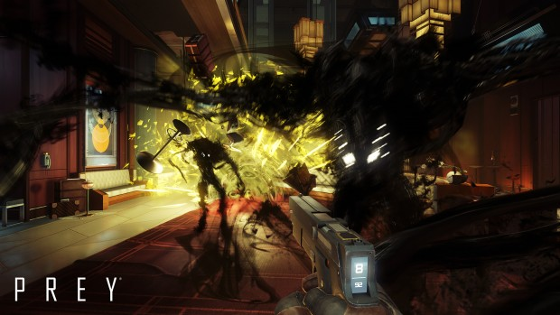 Phantom enemies from the upcoming prey game