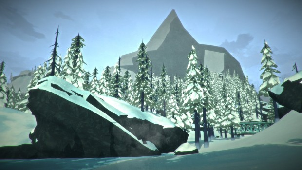 The Long Dark environmental screenshot