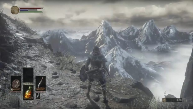Here's 6 Minutes Of Brand New Dark Souls 3 Footage (Thief