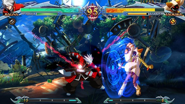 BlazBlue: Chrono Phantasma Extend is coming to Steam this March
