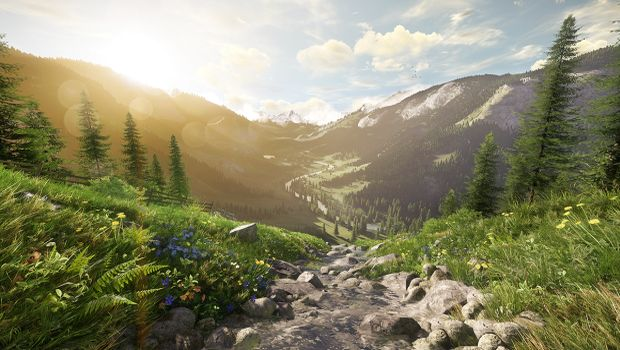 Amazon's Lumberyard game engine is in beta now