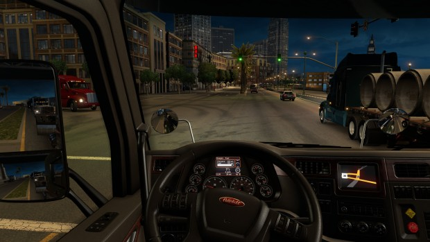 American Truck Simulator now has a free demo