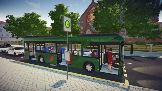 Bus Simulator 16 is coming in March, here are the system requirements