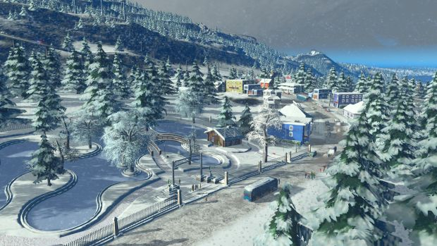 Cities: Skylines Snowfall expansion is now out on Steam
