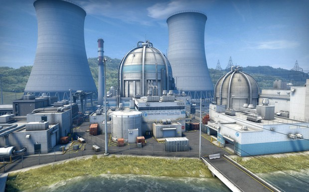 Counter Strike Global Offensive Nuke map is back