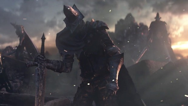 Dark Souls 3's cinematic intro cutscene has been released today