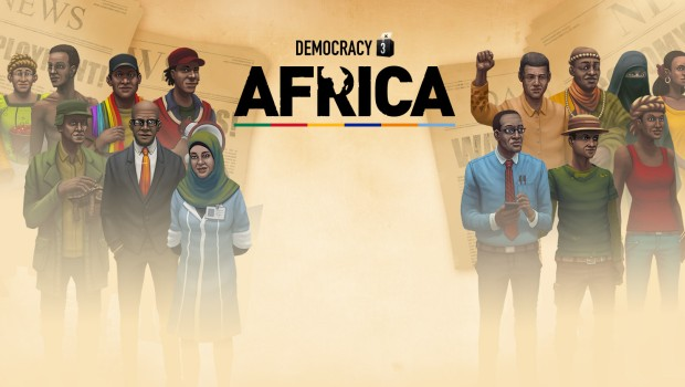 Democracy 3's Africa expansion has been announced
