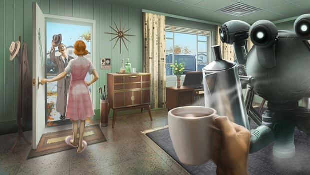 Fallout 4's Update 1.3 brings new features and many bug fixes
