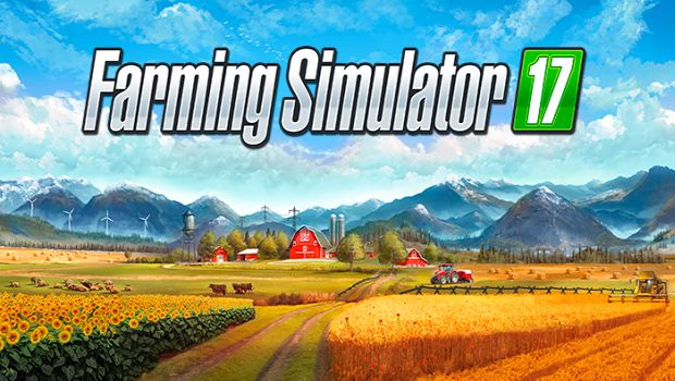 Farming Simulator 17 is coming at the end of 2016