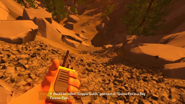 Firewatch is now out, here's my list of the biggest pros and cons of the game