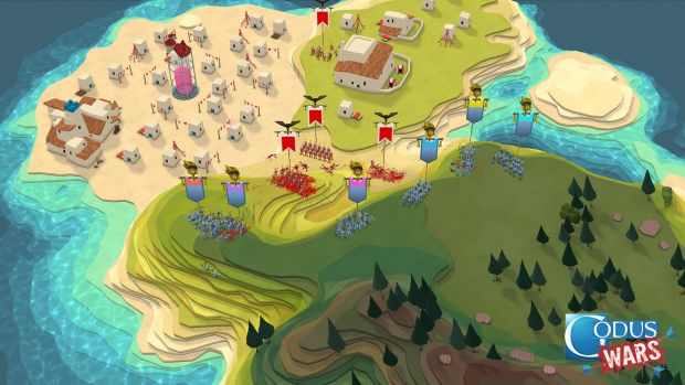 22cans studio has announced Godus Wars