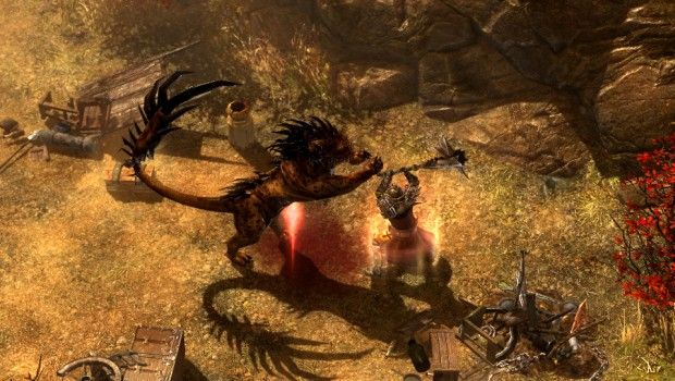 Grim Dawn is coming out of Early Access on February 25th