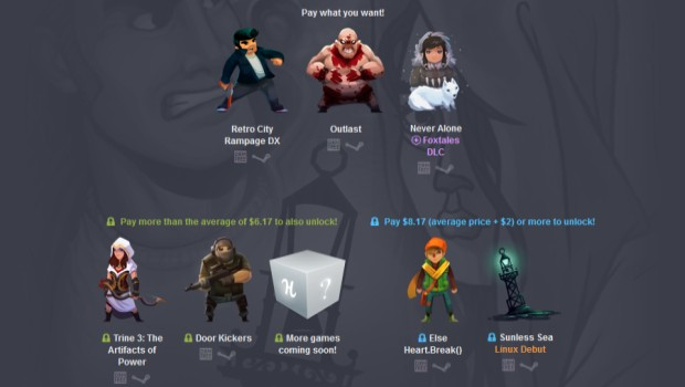 The Humble Indie Bundle 16 is now available alongside some great games