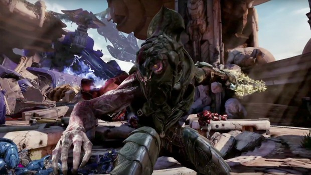 Killer Instinct Season 3 is bringing improved graphics, three new maps and Arbiter as a character