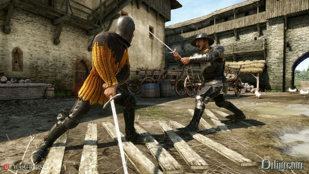 Kingdom Come: Deliverance a video showcase of how combat works