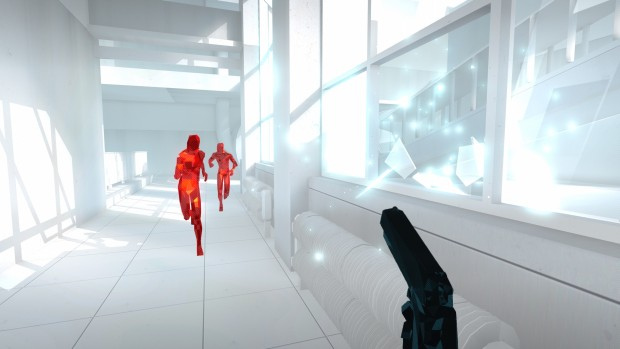 Matrix inspired indie FPS Superhot is arriving soon