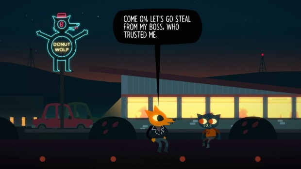 Night in the Woods is coming this Fall