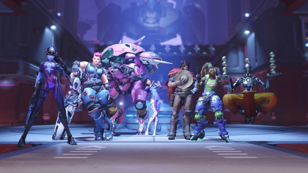 Overwatch release date may have been leaked