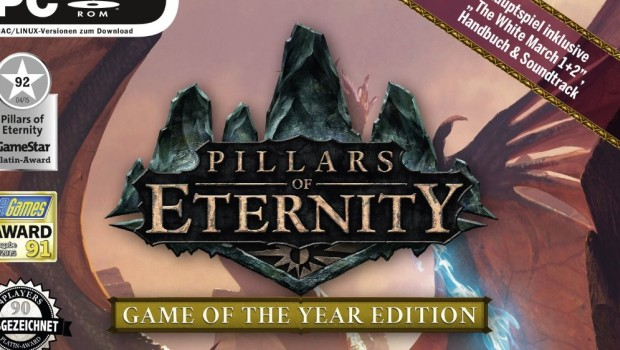 Pillars of Eternity is getting a game of the year edition