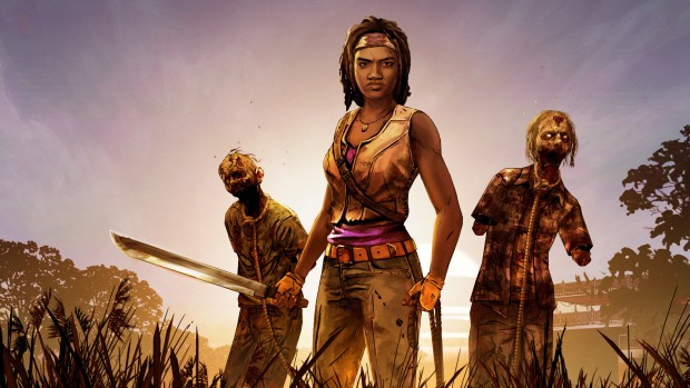 Telltale's The Walking Dead: Michonne is releasing this February