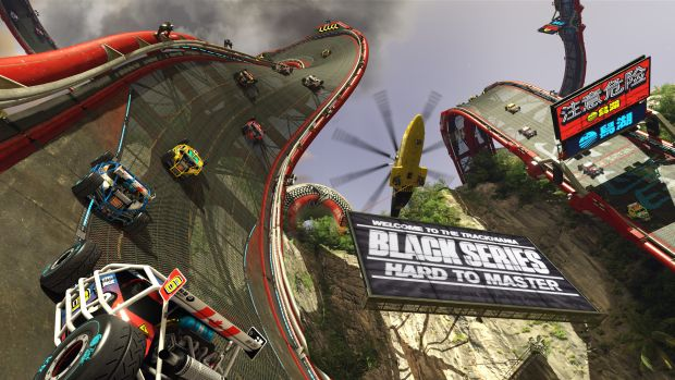 Trackmania Turbo is set to release on March 25