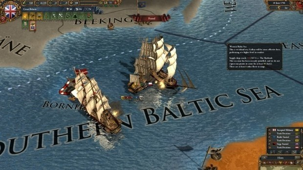 Mare Nostrum is a naval expansion to Europa Universalis IV