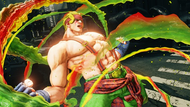 Street Fighter V patch brings challenge mode