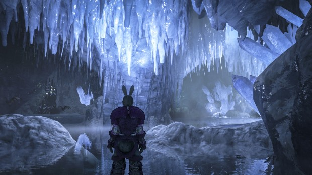 Ark Survival Evolved snow cave