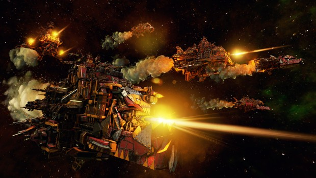 Battlefleet Gothic: Armada is releasing on April 21st