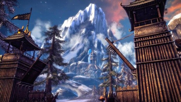 Blade & Soul's Silverfrost Mountains expansion arrives March 23rd