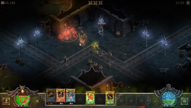 Book of Demons dungeon screenshot