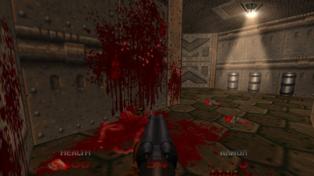 Brutal Doom 64 is in the works