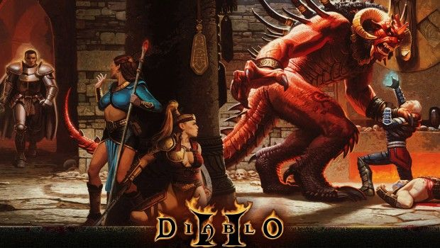 After a long delay Diablo 2 has finally received a new patch