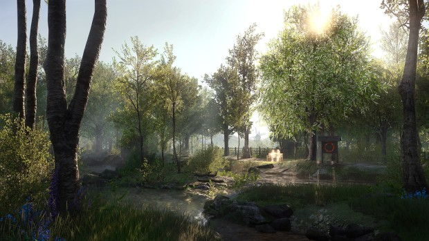 Everybody's Gone to the Rapture is coming to PC