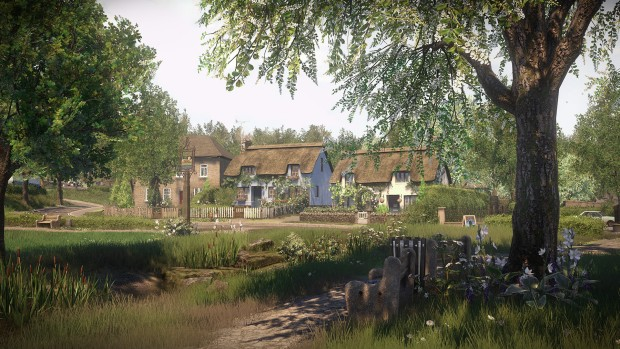 Everybody's Gone to the Rapture is a beautiful game