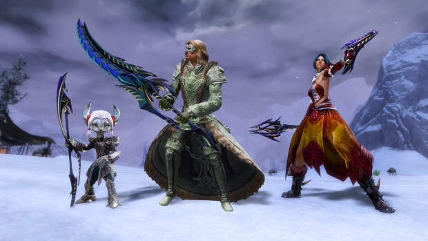 New Guild Wars 2 Legendary Weapons Have Been Canceled - Developers