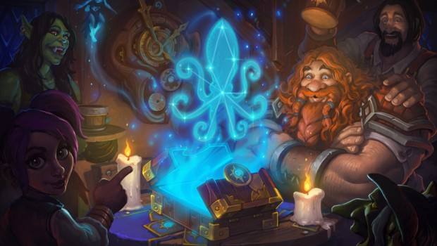 Hearthstone is adding deck recipes to help new players