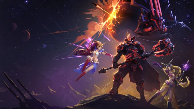 Heroes of the Storm March 29th update brings with it many changes