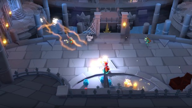 Mages Of Mystralia is a charming action adventure