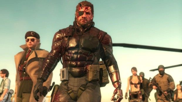 Metal Gear Solid Online is getting a survival mode